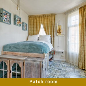 Patch room