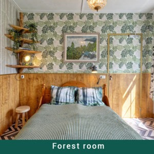 Forest room